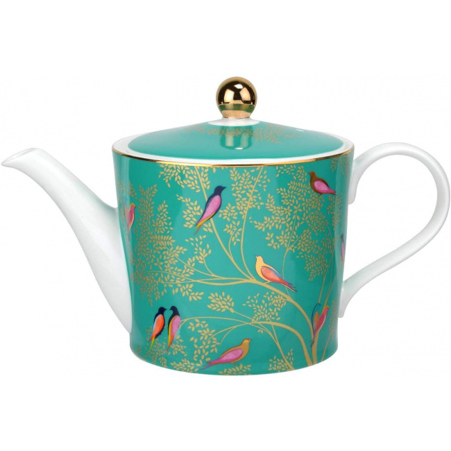 Dzbanek Chelsea Sara Miller 1,1l Green do herbaty