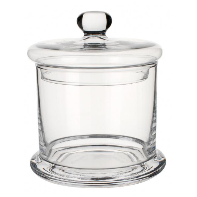 Pojemnik szklany Retro Accessories 15,5cm