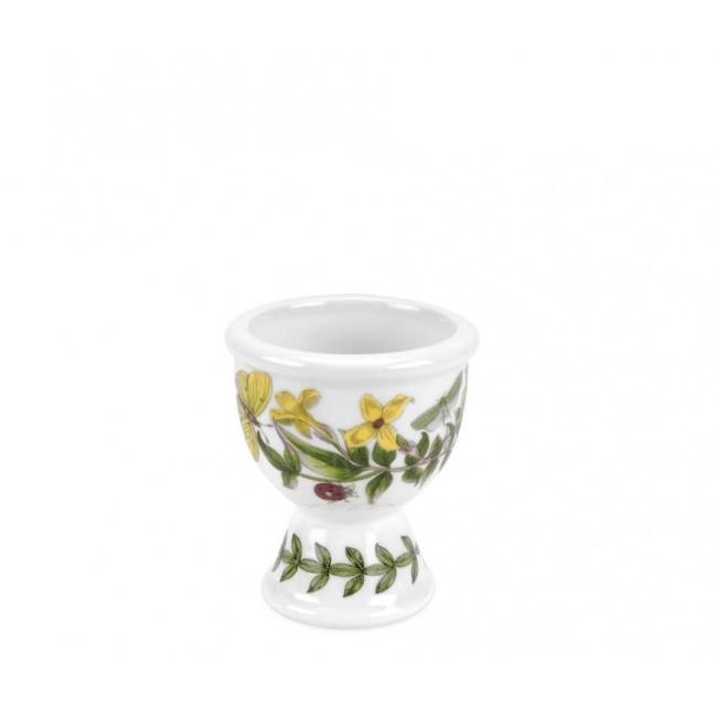 Kieliszek na jajko Botanic Garden 6cm Yellow Jasmine