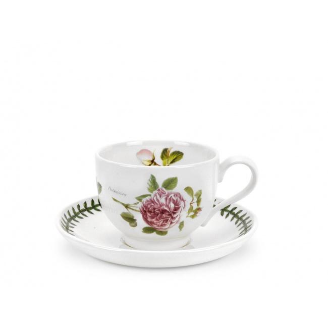 Filiżanka ze spodkiem Botanic Roses 200ml Portmeirion