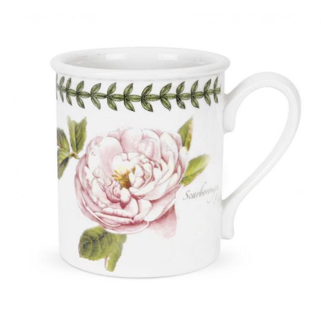 Kubek Botanic Roses 260ml Scarborough Fair