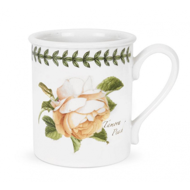 Kubek Botanic Roses 260ml Tamora Peach
