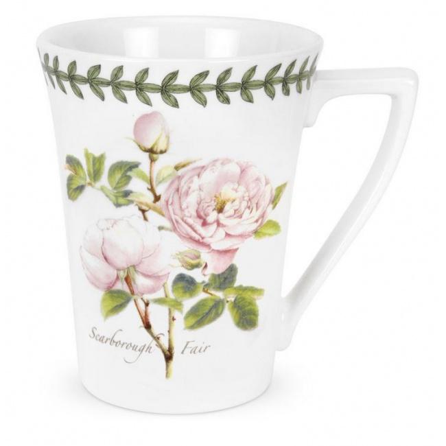 Kubek Botanic Roses 280ml Scarborough Fair