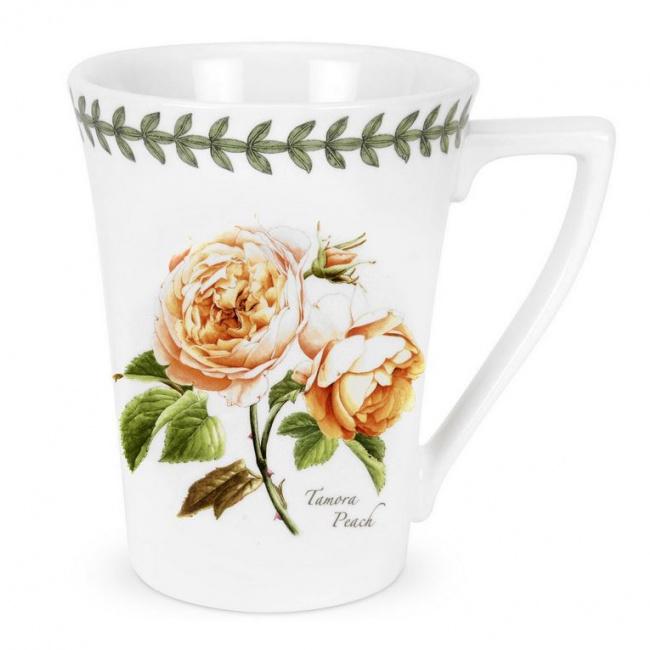 Kubek Botanic Roses 280ml Tamora Peach