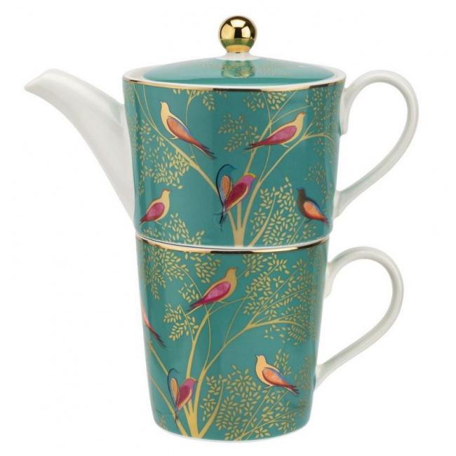 Tea For One Chelsea Sara Miller 350ml Green