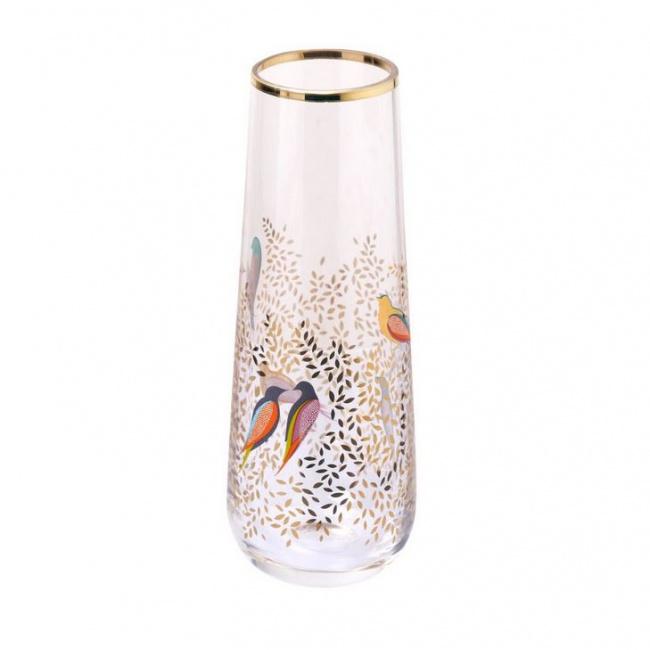 Wazon szklany Chelsea Sara Miller 15,8cm