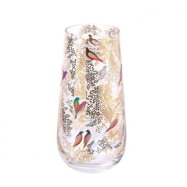 Wazon szklany Chelsea Sara Miller 21,5cm