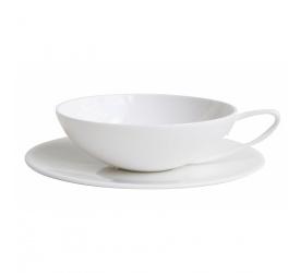 Filiżanka ze spodkiem a'Table 170ml do herbaty