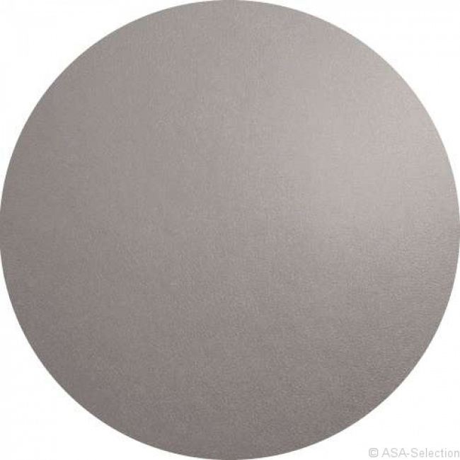 Podkładka ekoskóra 38cm cement