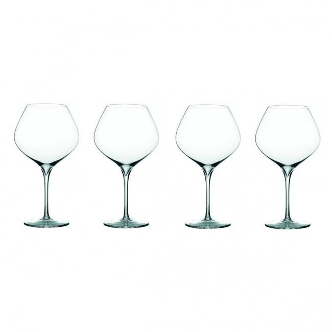 Komplet 4 kieliszków Espirit Pinot 450ml do wina czerwonego