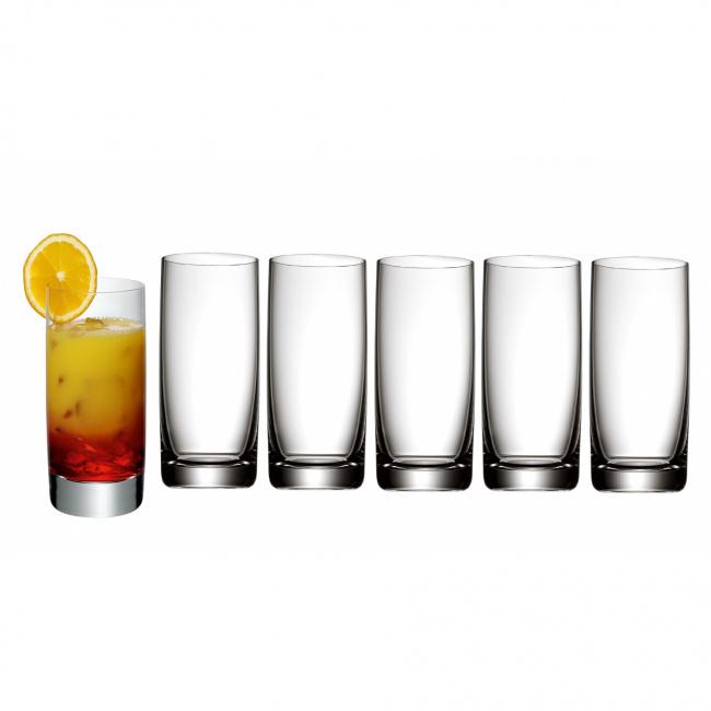 Komplet 6 szklanek Easy 350ml