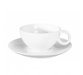 Filiżanka ze spodkiem Moa 200ml do kawy/herbaty