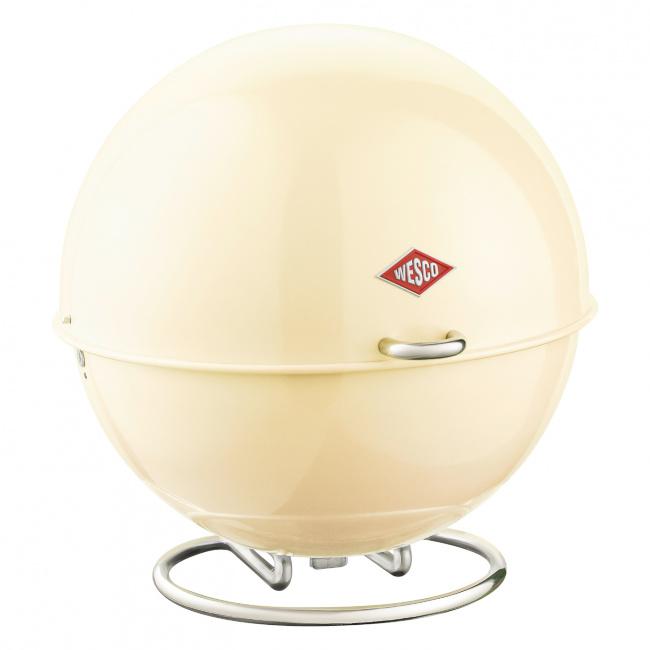 Chlebak Superball 26cm kremowy