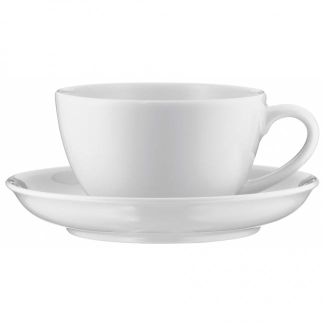 Filiżanka ze spodkiem Various 250ml do kawy/herbaty