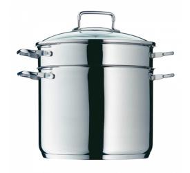 Garnek do gotowania makaronu 7l + wkład