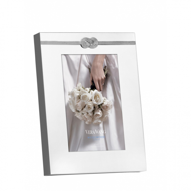 Ramka na zdjęcia Vera Wang Giftware Infinity 21x16cm