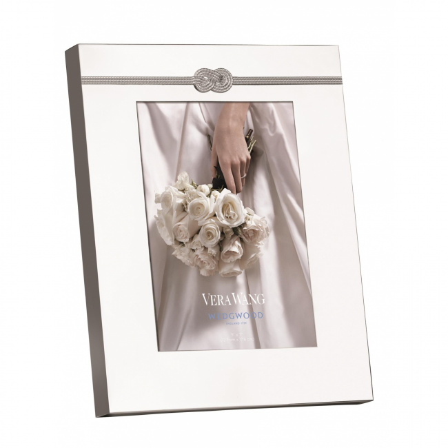 Ramka na zdjęcia Vera Wang Giftware Infinity 25x19,5cm