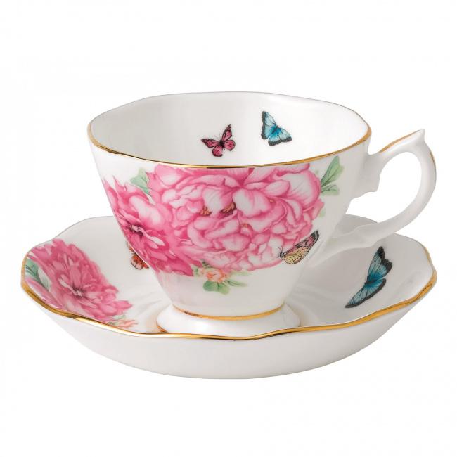 Filiżanka ze spodkiem Miranda Kerr 180ml do kawy/herbaty