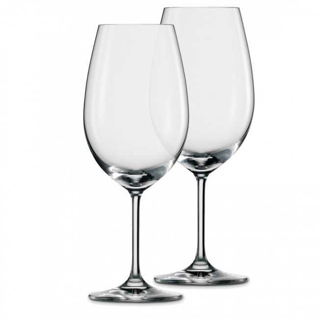 Komplet 2 kieliszków Elegance 506ml do wina czerwonego