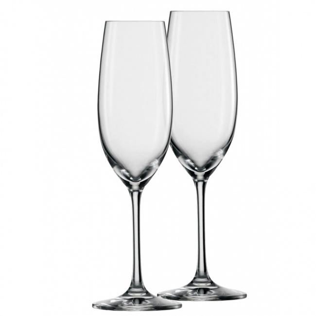 Komplet 2 kieliszków Elegance 228ml do wina białego