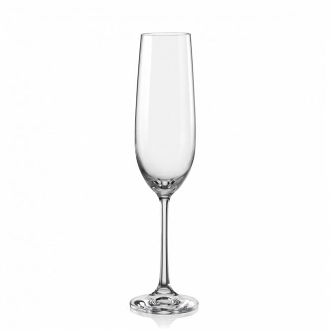 Kieliszek Viola 190 ml do szampana
