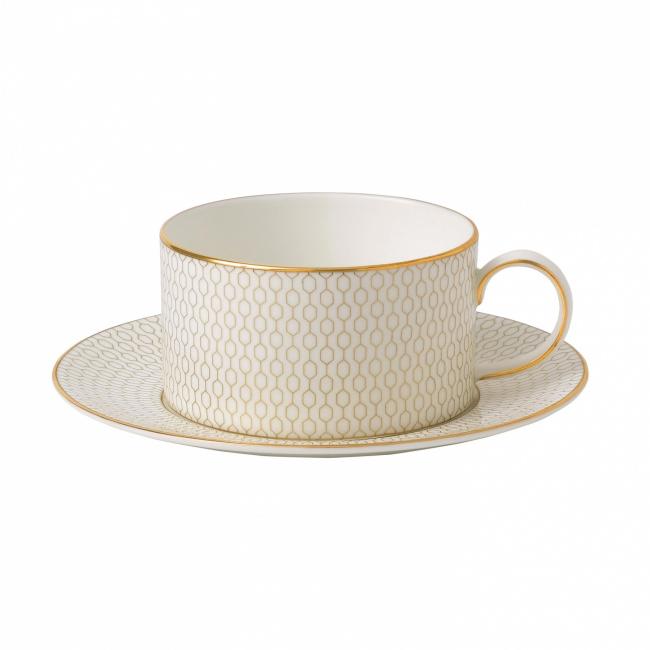 Filiżanka ze spodkiem Arris 180ml do kawy/herbaty