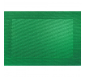 Podkładka 33x46cm zielona