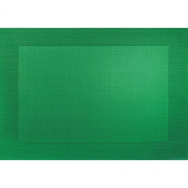 Podkładka PCV colour 33x46cm zielona