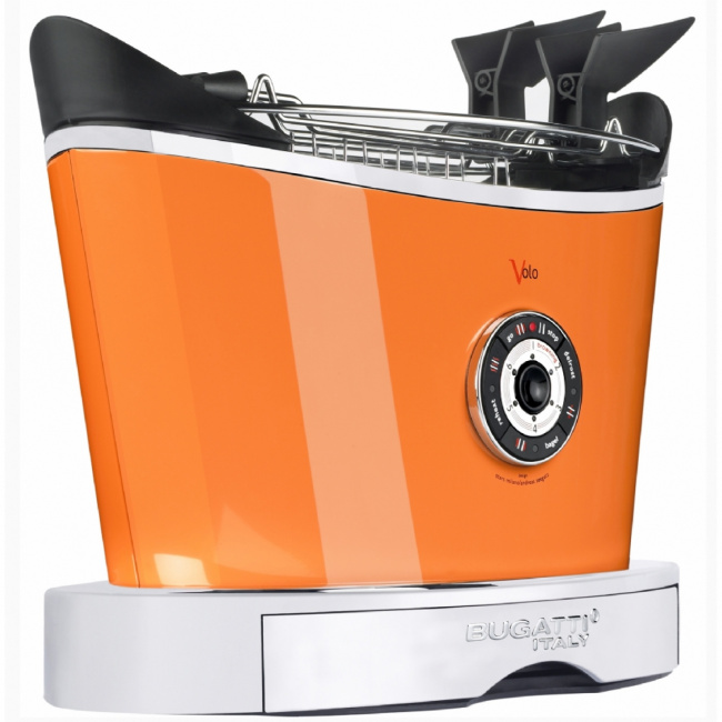 Toster Volo pomarańczowy