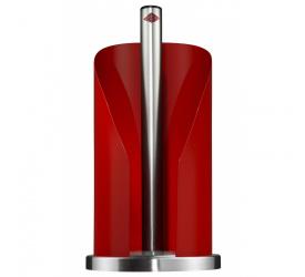 Stojak na ręcznik papierowy czerwony