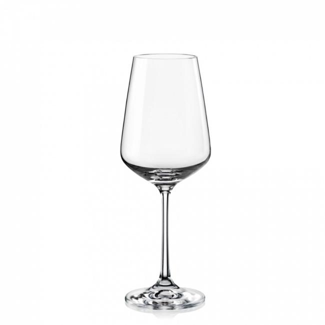 Kieliszek Sandra 250 ml do wina białego