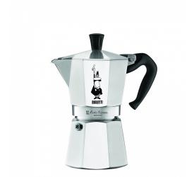 Kawiarka ciśnieniowa aluminiowa Moka Express 6-filiż.
