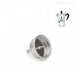 Lejek do kawiarek aluminiowych 4-filiż.