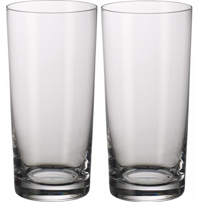 Komplet 2 szklanek Purismo longdrink