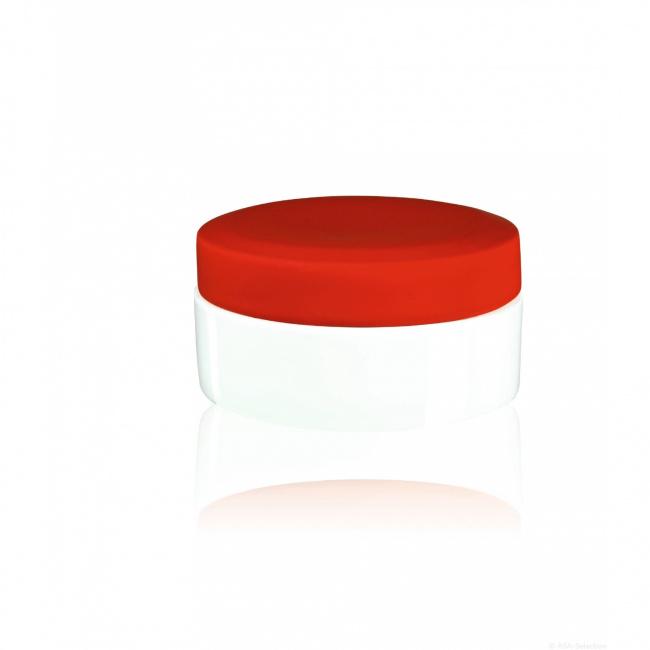 Pojemnik Beauty 10x5cm czerwony