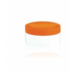 Pojemnik Beauty 10x5cm pomarańczowy