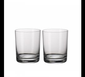 Komplet 2 szklanek Purismo 420ml niskie
