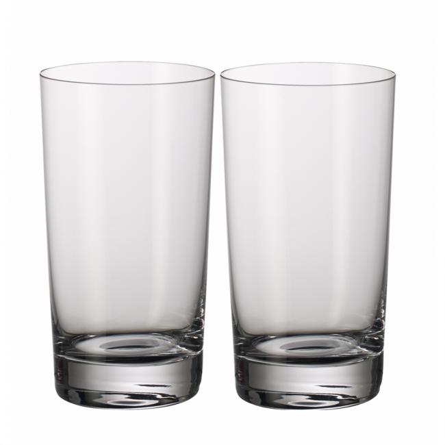 Komplet 2 szklanek Purismo