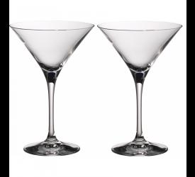 Komplet 2 kieliszków Purismo Bar 240ml do martini