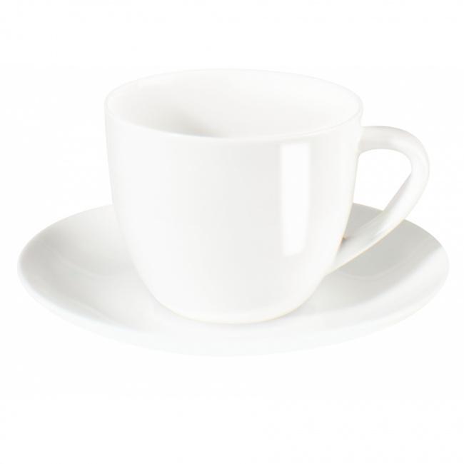 Filiżanka ze spodkiem a'Table 250ml do kawy/herbaty