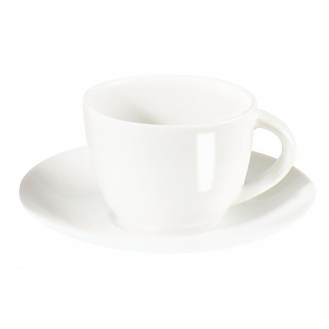 Filiżanka ze spodkiem a'Table 70ml do espresso