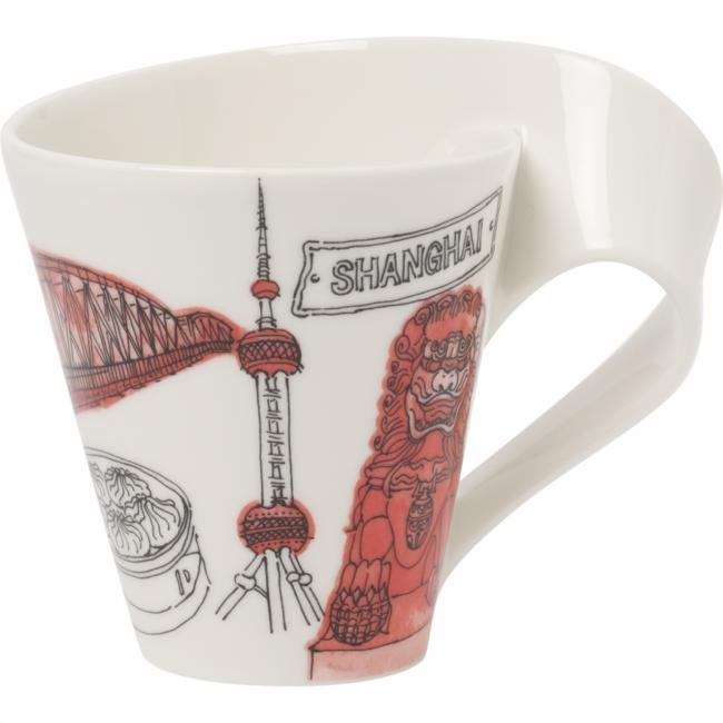 Kubek NewWave Caffe 350ml Shanghai