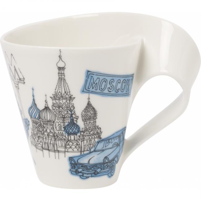 Kubek NewWave Caffe 350ml Moskwa