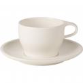 Filiżanka ze spodkiem Coffee Passion 350ml do kawy białej