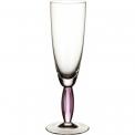 Kieliszek New Cottage Rose 170ml do szampana