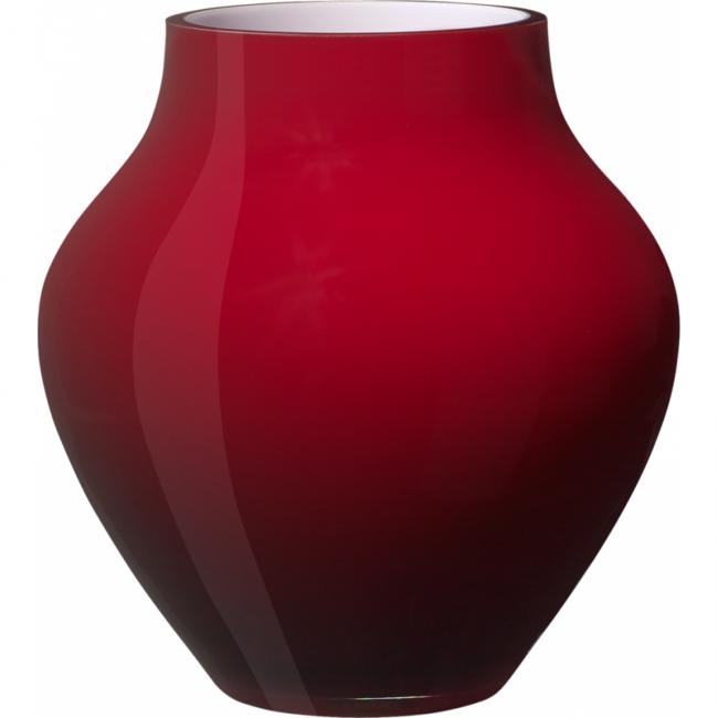 Wazon Oronda 17cm Deep Cherry