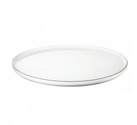Talerz A'Table Oco Ligne 27cm obiadowy