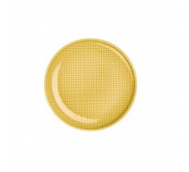 Talerz Voyage Yellow 16cm deserowy