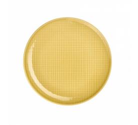 Talerz Voyage Yellow 21cm śniadaniowy