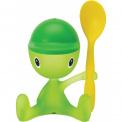 Kieliszek na jajko dla dziecka Cico jasnozielony